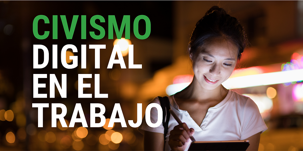 Civismo digital en el trabajo