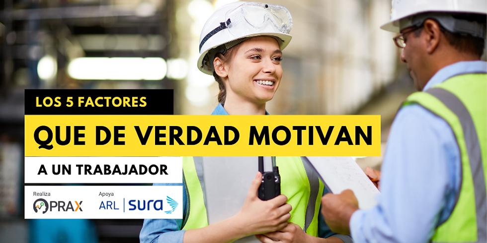 Los 5 factores que de verdad motivan a un trabajador