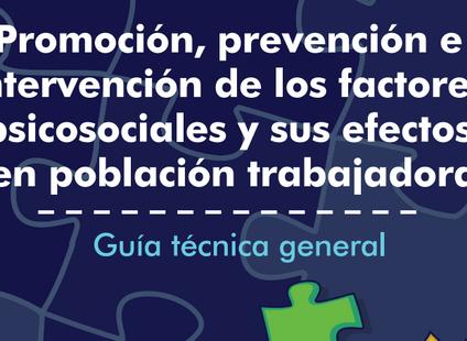 Guía y protocolos de intervención riesgo psicosocial Ministerio del trabajo Colombia