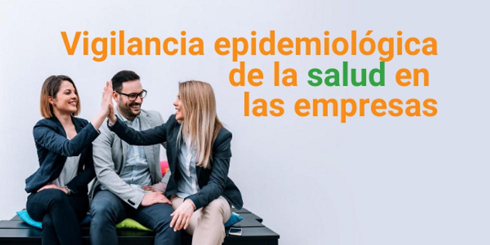 ¿Cómo realizar vigilancia epidemiológica de la salud en mi empresa?