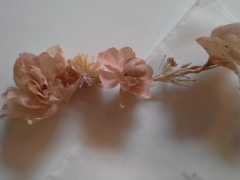 fiori fatta a mano