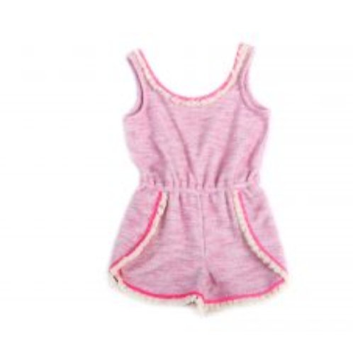 Kim French Terry Romper