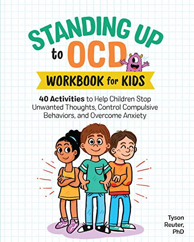 Standing Up to OCD Workbook For Kids