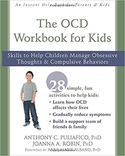 The OCD Workbook for Kids