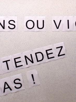 """Les """"Colleuses"""" de  Jean Monnet"""