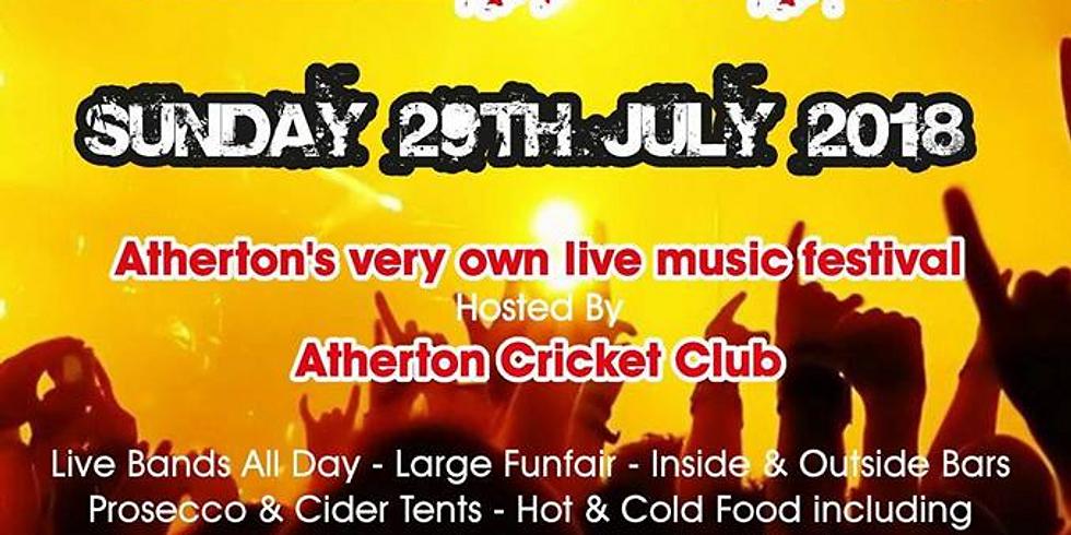 Atherton's Big Summer Festival