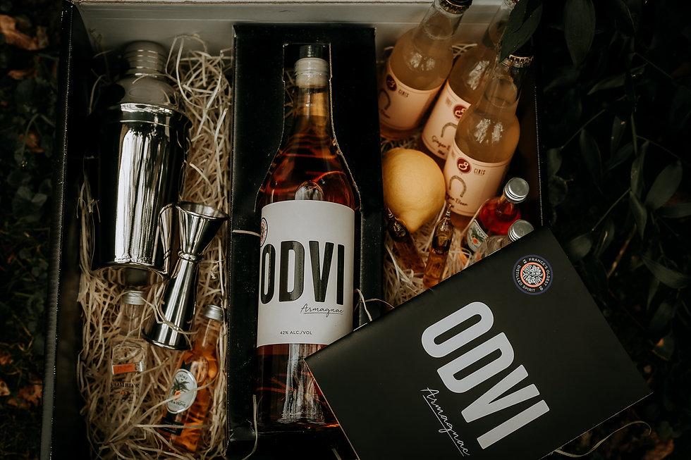 ODVI Armagnac Cocktailbox Go to Shop