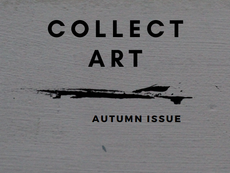 Collect Art Autumn Issue 2021