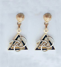 MBS Trinity Earrings (click 4 details) #311