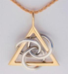 Tennis Jewelry, Trinity worn by Agassi