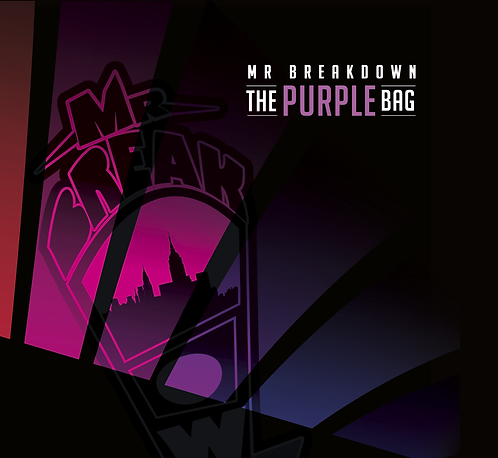 CD: The Purple Bag Ep (Physical Copy)