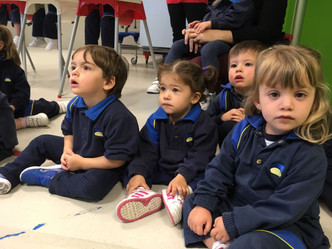 """Teatro en la Escuela Infantil: """"Los Tres Cerditos"""""""