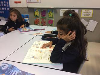 ¡Disfrutamos con la lectura!
