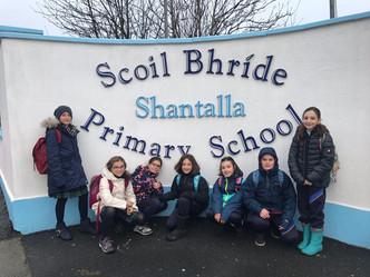 Primer día de clase en Irlanda