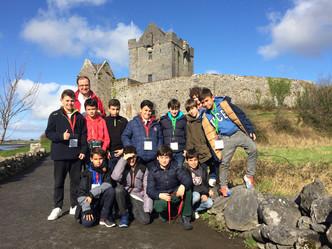 ¡Primeros días en Irlanda!
