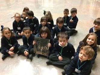 Salida cultural al Museo del Prado