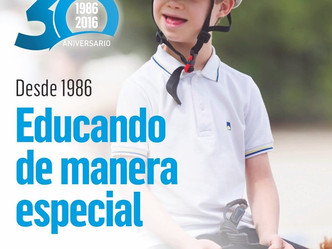 Celebramos el 30º aniversario del Colegio Cambrils