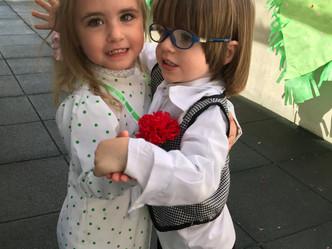 Infantil celebra San Isidro en el Colegio
