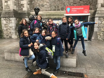 Madrileñas por Dublín
