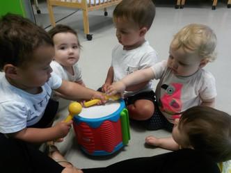 Primera semana de julio en la Escuela Infantil