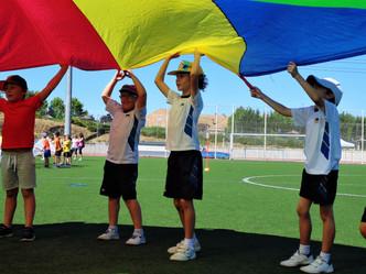 En las II Olimpiadas Escolares de Arroyomolinos