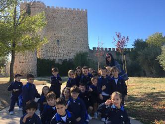 Visitamos el Castillo La Coracera