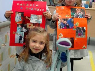 Proyecto Bilingüe propio en Infantil
