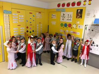El Colegio Arenales celebra San Isidro