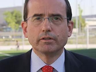 Fundación Arenales | Entrevista al Presidente, Alfonso Aguiló.