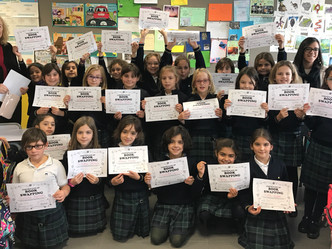 Book Swapping Certificates!