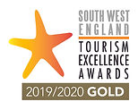 Three Horseshoes South West Tourism GOLD