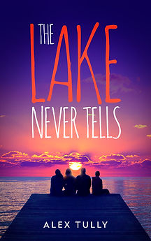 young adult The Lake Never Tells Kindle.jpg