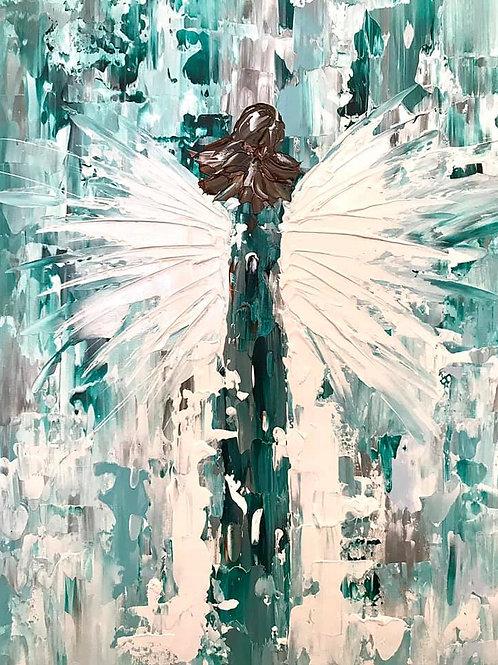 Reserved for Rosemary - Angel of Hope