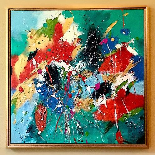 A Little Splash of Color II...