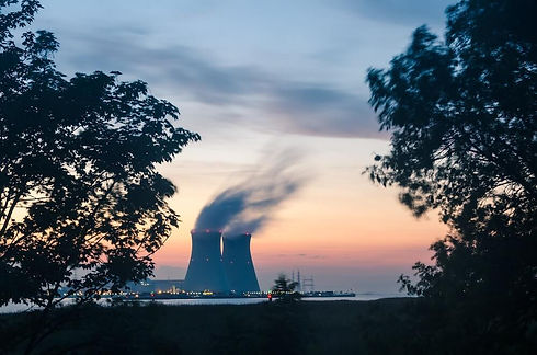 Utilities - Nuclear Power Plant frederic