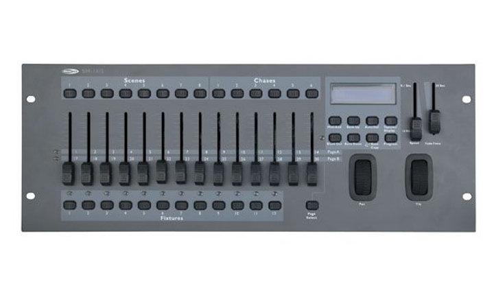 Showtec SM-16/2 Lightcontroller