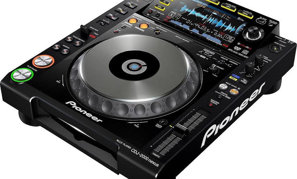 Pioneer DJM 2000NXS