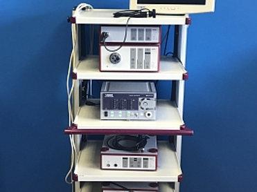 Эндовидеохирургическая стойка для лапароскопии