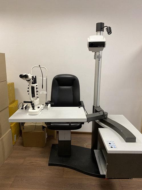 Комплект рабочее место офтальмолога