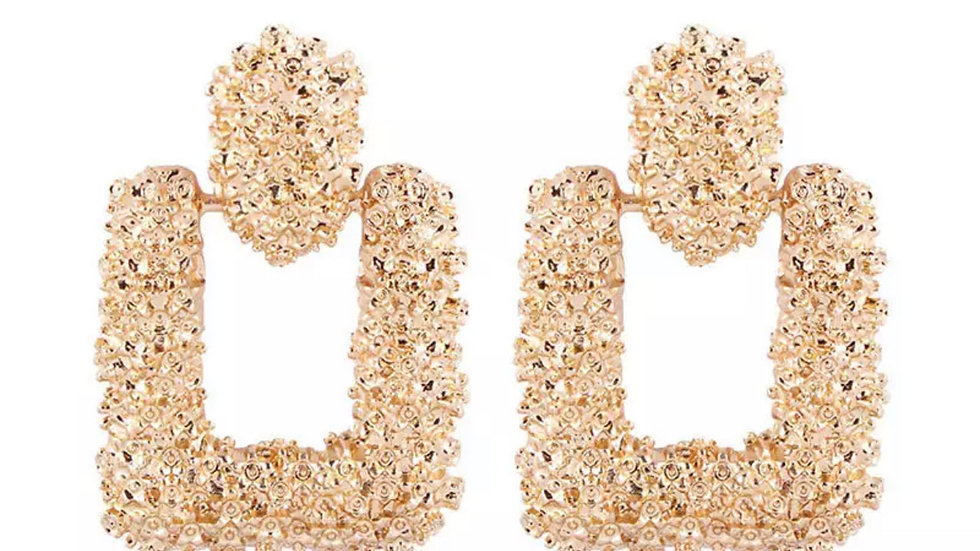 Lola Earrings Gold