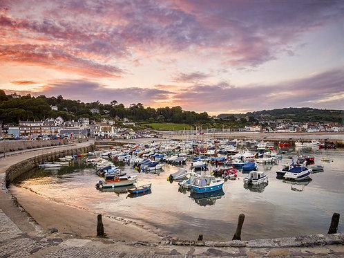 Lyme Regis & The Jurassic Coast