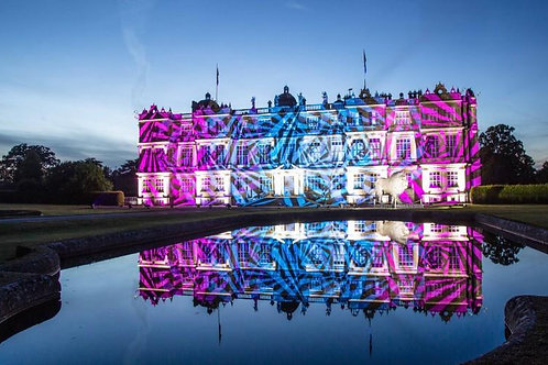 Longleat Incl. Land of Light - Early Registration