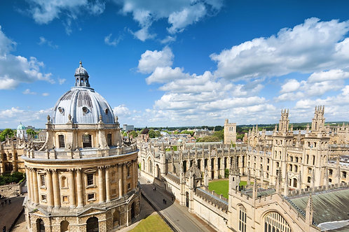Oxford for the day