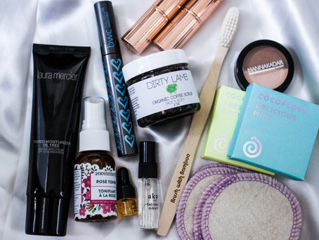 Cruelty-Free & Eco-Friendly Beauty Routine