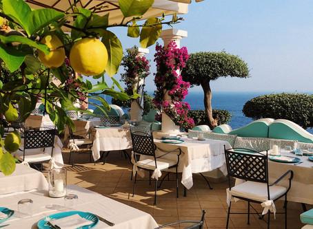 Plant-Based Nice, Paris & Amalfi Coast Diaries