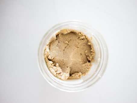 Savory Sunflower Seed Butter