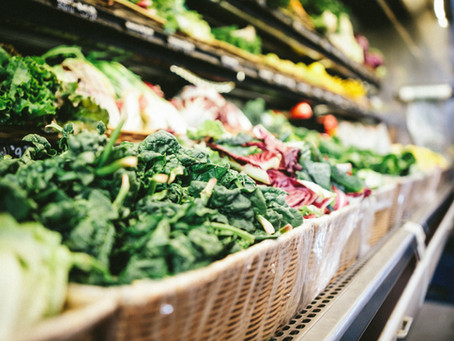 Healthy Picks At Ralphs Grocery Store (Kroger)