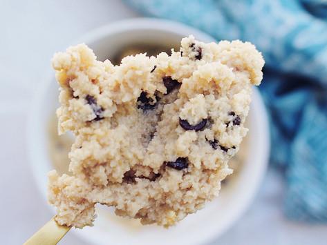 Guilt-Free Cookie Dough (V/GF)