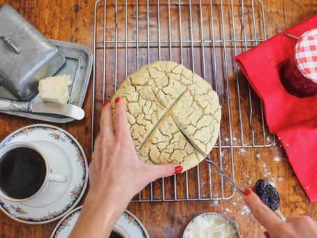 5 Ingredient Bread For Beginners (V/GF/SF)