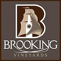 Brooking Vineyard Logo. wineries in san diego